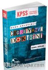 2017 KPSS Coğrafyanın Doktrini Konu Anlatımlı