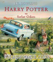 Harry Potter ve Sırlar Odası (2) (Resimli Özel Baskı)