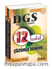 DGS 12 Fasikül Çözümlü