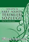 Arapça Sarf-Nahiv Terimleri Sözlüğü