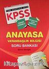 KPSS Anayasa Vatandaşlık Bilgisi Soru Bankası