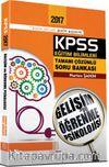 2017 KPSS Eğitim Bilimleri Tamamı Çözümlü Soru Bankası
