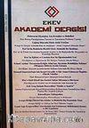 EKEV Akademi Dergisi-Sayı:16/Yaz 2003 (1-G-42)