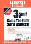 AÖF 3. Sınıf Kamu Yönetimi Soru Bankası