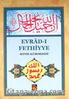 Evrad-ı Fethiyye (cep boy)