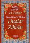 (13.5x19.5) Dualar ve Zikirler / El-Ezkar Resullah'ın Dilinden (karton kapak)