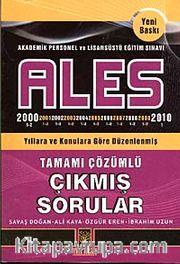 ALES Tamamı Çözümlü Çıkmış Sorular 2010