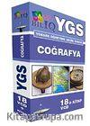 BİL IQ YGS Coğrafya 18 VCD + Kitap