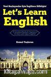 Let's Learn English (Yeni Başlayanlar İçin İngilizce Dilbilgisi)