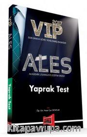 2017 ALES VIP Yaprak Test