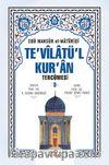 Te'vilatül Kur'an Tercümesi 5