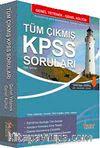 Tüm Çıkmış KPSS Soruları Genel Yetenek Genel Kültür 2010