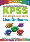2010 KPSS Genel Yetenek-Genel Kültür Lise-Önlisans Moleküler Seri