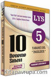 LYS 5 İngilizce Açık Uçlu 10 Deneme Sınavı