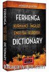 Ferhenga Kurmanci İngilizi - English Kurdish Dictionary