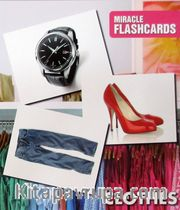 Clothes Miracle Flashcards (45 Cards)