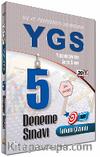 YGS 5 Deneme Sınavı Tamamı Çözümlü