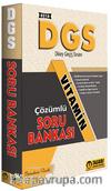 DGS Vitamin Çözümlü Soru Bankası