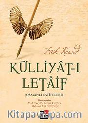 Külliyat-ı Letaif (Osmanlı Latifeleri)