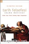 Tarih Felsefesi / Seçme Metinler / Herder - Kant - Fichte - Schelling - Hege l- Schopenhauer
