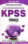 2010 KPSS Türkçe Konu Anlatımlı / Molekül Seri