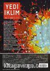 7edi İklim Sayı:332 Kasım 2017 Kültür Sanat Medeniyet Edebiyat Dergisi