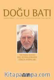 Doğu Batı Sayı: 16 Ağustos, Eylül, Ekim 2001(Üç Aylık Düşünce Dergisi)