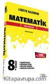 Liseye Hazırım 8. Sınıf Matematik Soru Bankası