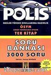Polis Meslek Yüksek Okullarına Hazırlık Soru Bankası 3000 Soru