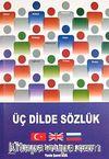 Üç Dilde Sözlük & Türkçe-İngilizce-Rusça