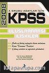 2008 KPSS Uluslararası İlişkiler