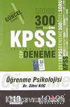 2012 KPSS Eğitim Bilimleri Cep Deneme Öğrenme Psikolojisi