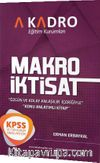 2018 KPSS A Grubu Makro İktisat Konu Anlatımlı