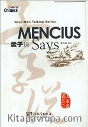 Mencius Says (Wise Men Talking Series) Çince Okuma