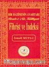Risale-i Nur Külliyatı Fihrist ve İndeksi (Bir Hazinenin Anahtarı)