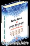 Fatiha Suresi ve Amme Cüzü Tefsiri