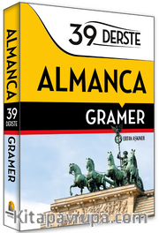 39 Derste Almanca Gramer