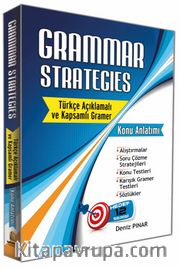 Grammar Strategies <br /> Türkçe Açıklamalı ve Kapsamlı Gramer