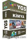 BİL IQ YGS Kimya 12 VCD + Kitap