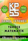 KPSS Genel Yetenek Türkçe Matematik Yaprak Test