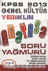 2013 KPSS Genel Kültür Anayasa Soru Yağmuru