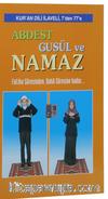 Kur'an Dili Tecvidli & Abdest Güsul Namaz  (Çevirmeli Tek Kitap, Kod 15)