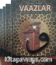 Vaazlar Türkçe-Arapça (4 Cilt Takım)