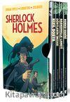Sherlock Holmes Özel Kutulu Set (4 Kitap)