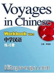 Voyages in Chinese 1 Workbook +MP3 CD (Gençler için Çince Alıştırma Kitabı+ MP3 CD)