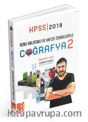 2019 KPSS Konu Anlatımlı ve Hafıza Teknikleriyle Coğrafyanın Hafızası 2