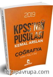 2019 KPSS'nin Pusulası Coğrafya Konu Anlatımı