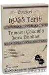 2014 Evveliyat KPSS Tarih Tamamı Çözümlü Soru Bankası
