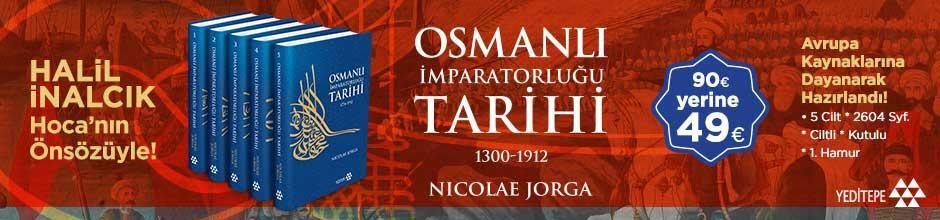 Osmanlı İmparatorluğu Tarihi 49€