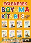 Eğlenerek Boyama 8 Takım Set (2. Seri)